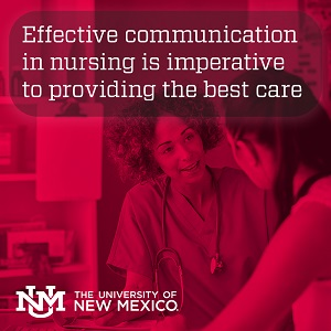 importance of verbal communication in nursing